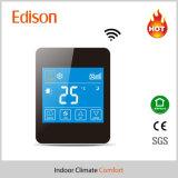 Thermostat éloigné de pièce de WiFi pour supporter l'IOS/téléphone cellulaire androïde