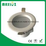 A presión el aluminio LED de la fundición abajo enciende 9W 12W 18W 24W