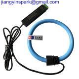 Détecteur flexible de courant de bobine de Rogowski de faisceau fendu