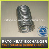 習慣の非標準ステンレス鋼の冷却コイル