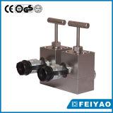 Fy-Son las series Partir-Fluyen múltiple a los cilindros de efecto simple del control