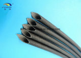 Flama Sleeving da flexibilidade da fibra de vidro do silicone da classe 1.5kv de H que retarda propriedades