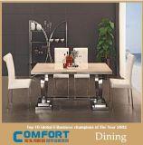 Moderner Entwurfs-Oberseite-Marmoresszimmer-Möbel für Verkauf A8026
