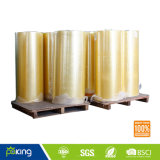 Personalizar 1280mm Tan Cor Packing Tape Jumbo Roll