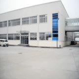 2階建ての軽量の鉄骨フレームのプレハブの倉庫