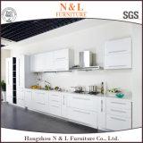 N & L Kitchen Design de plancher Céramique Fresh Color Display Furniture de cuisine