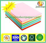 60g-300g Color Offset Papel
