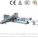 Zhangjiagang-Film-Plastikaufbereitenmaschine für die Wiederverwertung von BOPET
