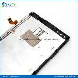 Nueva asamblea del digitizador de la pantalla táctil de la visualización del LCD para Lumia 920