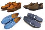 Двойные ботинки Moccasin кожи иглы швейную машину