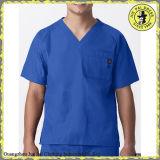 Vestiti chirurgici non tessuti a gettare della sala operatoria dell'ospedale dei rifornimenti medici
