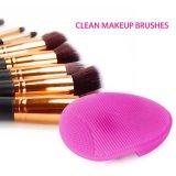 De schone Borstel van Cosmetis van het Silicone van de Borstels van de Make-up voor het Reinigingsmiddel van de Porie