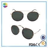 2016 gafas de sol de madera de las gafas de sol hechas a mano de encargo de la manera con la lente polarizada