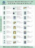 Moldeado a presión del molde de la alta presión de los fabricantes de los fabricantes perforados