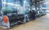 Hohe Leistungsfähigkeits-überschwemmter Schrauben-Art-Kühler für das Industrie-Kühlen