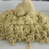 Kinetisches Sand-Spielzeug des Sand-Bewegungs-Spiel-Sand-DIY-- Massensatz