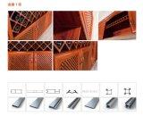 옥외 새로운 디자인 고아한 작풍은 방수 처리한다 모든 알루미늄 부엌 찬장 (BR-ALK001)를