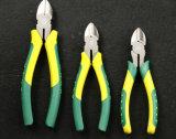 Плоскогубцы комбинации, режа плоскогубцы, ручной резец, инструмент ремонта