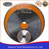 105-350mm der Keramikziegel Sägeblätter mit J-Schlitz für nassen Ausschnitt