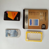 Caixa plástica personalizada da bolha para produtos eletrônicos