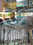Massager del piede della piscina della STAZIONE TERMALE della scheda della bolla