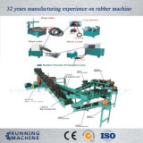 기계를 만드는 폐기물 타이어 가공 기계 또는 고무 분말