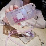 Аргументы за iPhone7 телефона бутылки дух песка смещения с талрепом