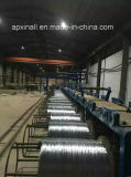 Electro-galvanizado e Hot Dipped Redrawing Wire 650-800MPa