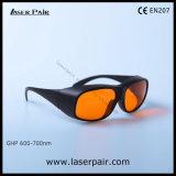 532nm Bril van de Veiligheid van de Laser/Groene Lasers 200540nm met Frame33