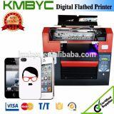 Máquina de alta velocidad de la cubierta del teléfono celular para la impresión modificada para requisitos particulares