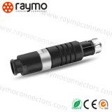 Серии Raymo 1f/103 делают разъем водостотьким Pin разъема IP68 M14 5 круговой