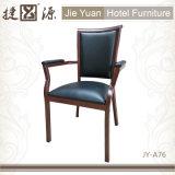 Cuero de la PU del hotel Silla Comedor (JY-A76)