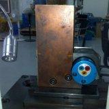 CNC Plooiende Machine van de Terminal van de Draad van de Slang van de Hoge Precisie de Halfautomatische