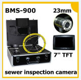 câmera subaquática do dreno da inspeção do esgoto do monitor de cor de 7 '' TFT