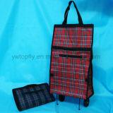 منافس من الوزن الخفيف حارّ [فولدبل] تسوق حامل متحرّك عجلة حقيبة [ترفل] عربة حقيبة