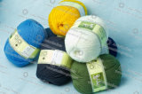 Wolle-Garn der Wolle-Strickgarn-Cosy Wolle-100% für das Mit der Hand stricken