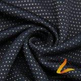Tela elástica feita malha de Lycra do Spandex do poliéster para a aptidão do Sportswear (LTT-JDHDW#)