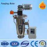 Автоматический фильтр воды чистки собственной личности с стрейнером клина нержавеющей стали 304