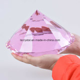 200mm großer Kristalldiamant des Papiergewicht-K9 für Andenken-Fertigkeit