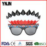 2017 nuevos estilos barato novedad divertida gafas de fiesta divertido (YJ-PG001)
