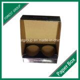 Foldableペーパーテンプレートのボール紙のディスプレイ・ケース(FP0200069)
