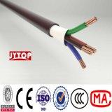 Nyy Câble, XLPE isolé la bande en acier blindé PVC gainée PowerCable