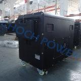 휴대용 침묵하는 유형 6.5kVA 디젤 발전기