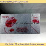 Бирка карточки Cr80+One члена ключевая с Barcode для большого магазина