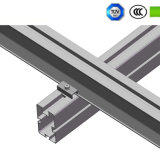 Sistema equilibrato del montaggio del tetto piano