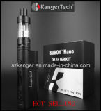 El último kit nano electrónico del arrancador de Kanger Subox del cigarrillo de China