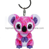 Игрушка Keychain Koala плюша милой панды плюша изготовленный на заказ для промотирования