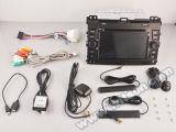 Toyota Prado 120 4G 16GB ROM에 있는 2g 렘을%s Witson 쿼드 코어 인조 인간 6.0 차 DVD 플레이어 Bulit