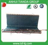 Bobina del condensatore per il condizionamento d'aria di spaccatura