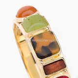 Wristband-Entwurfs-Legierungs-Armbänder für Frauen-Form-Geschenk-Juwelen